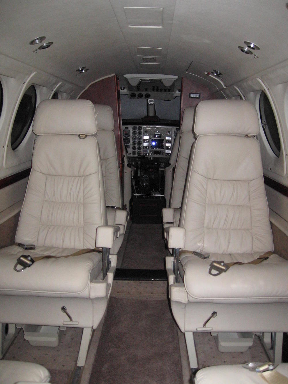 King Air B200 (BE20)
